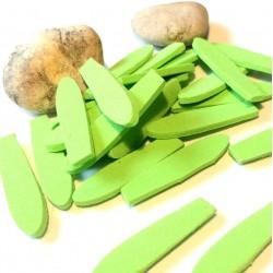 Cuerpo Saltamontes Foam precortado - Verde