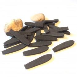 Cuerpo Saltamontes Foam precortado - Negra