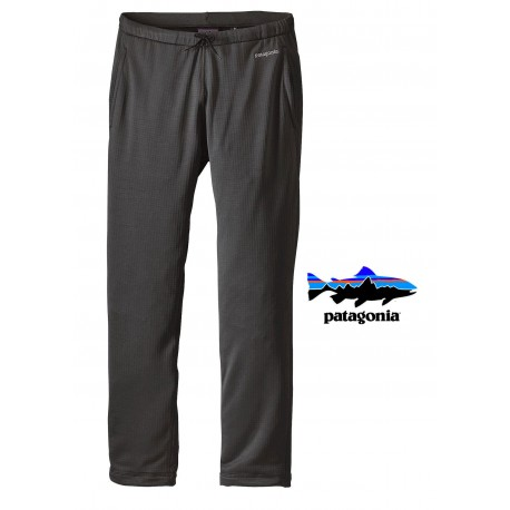 Pantalon Patagonia M's R1 Pants Forge Grey