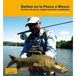 Barbos en la pesca a Mosca