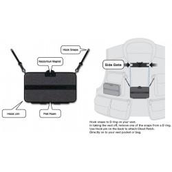 CFA-50/MSF Chest Patch Micro Slit Foam