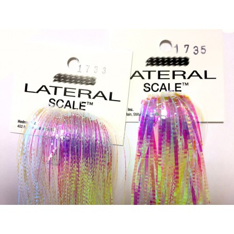 Hareline Miracle Opal Lateral Scale