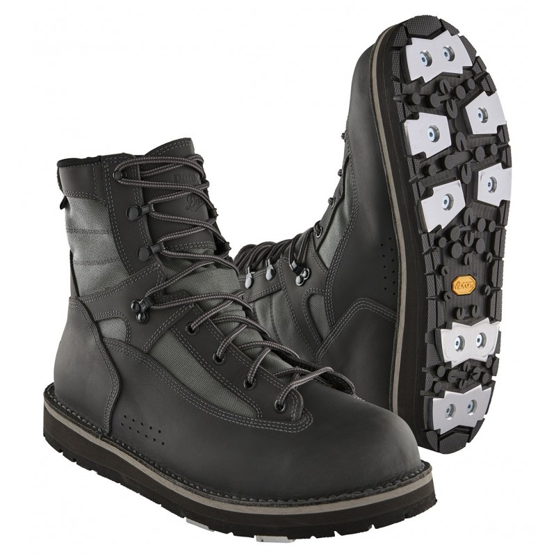 Bota de Vadeo Patagonia Foot Tractor Danner wading boots Aluminum ... 7658aae24a39d