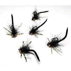 CT19-STBB - Streamers para la pesca de ciprinidos