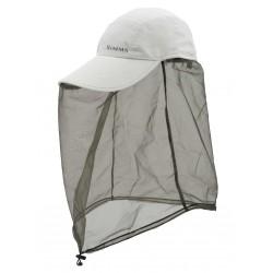 Gorra Repelente de Mosquitos Simms Bugstopper Net Cap
