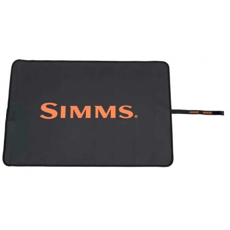 Alfrombra Simms Guide Change Mat Black