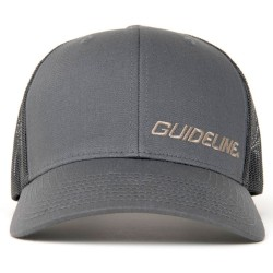 Gorra Guideline Retro Trucker Charcoal/Black
