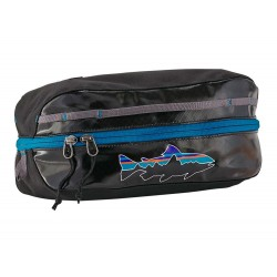 Bolsa Patagonia Black Hole Cube - Small - Black w/Fitz Trout