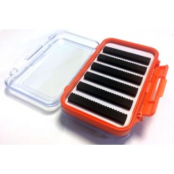 Caja de Moscas FlyCreek DF Orange