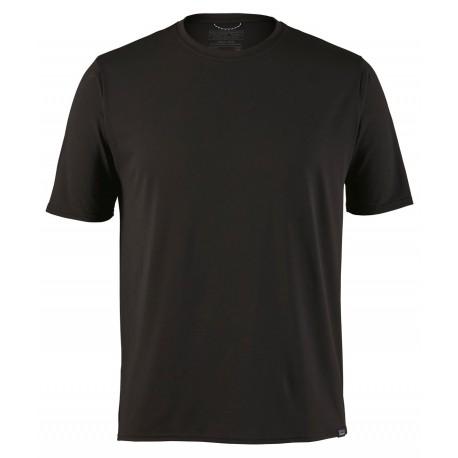Camiseta Patagonia Capilene Daily manga corta -  Black