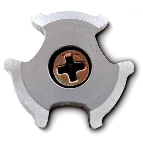 Clavos de Estrella Aluminio  Simms Alumibite Cleat
