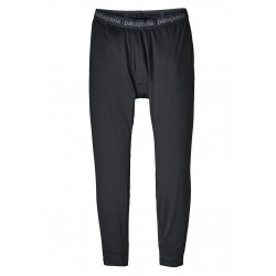 Pantalon interior Capilene MidWeight Bottoms - Black