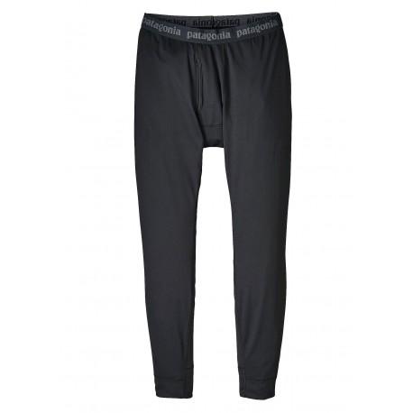Pantalon interior Capilene MidWeight Bottoms - Black