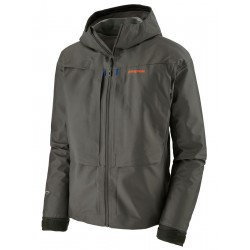 Chaqueta Patagonia River Salt Jkt - Forge Grey - New 2019