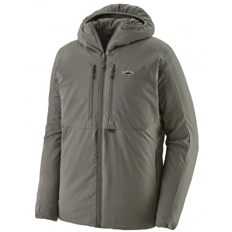 Chaqueta Patagonia M's Tough Puff Hoody - Hex Grey
