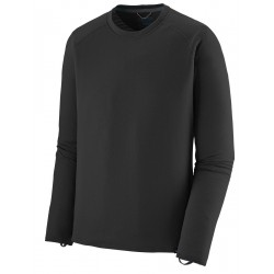 Baselayer Patagonia Capilene Thermal Weight Crew - Black