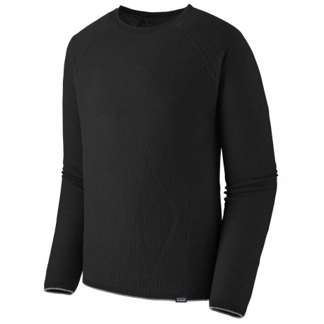 Baselayer Patagonia Capilene Air Crew - Black