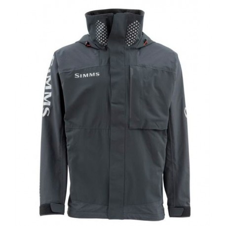 Chaqueta Simms Challenger Jacket Black