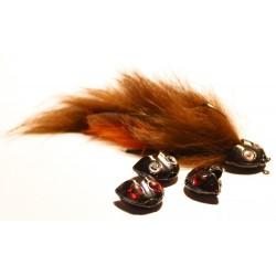 Sculpin Black FlyCreek