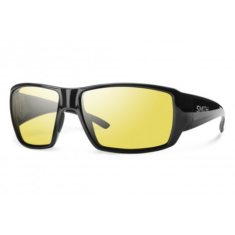 Gafas Polarizadas Glass Smith Guide´s Choice Black Polar Low Light Ignitor