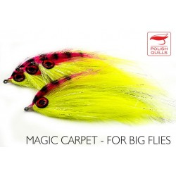 Craft Fur Polish Quills Magic Carpet