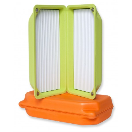 Caja de moscas Guideline Ultralight Fly Box XL