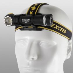 Linterna Armytek Wizard Pro Magnet USB multi-flashlight