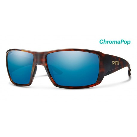 Gafas Polarizadas Glass Smith Choice Matte Havana Chromapop Blue Mirror