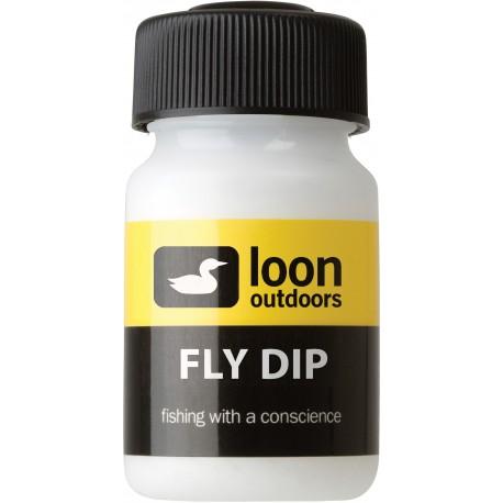 Flotabilizador de moscas Liquido Loon FLY DIP