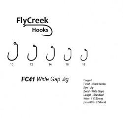 Anzuelo sin muerte FlyCreek FC41 JIG BL