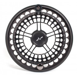 Bobina Guideline VOSSO Fly Reel  SPOOL Dark Grey