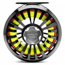 Carrete Guideline Halo - Black Stealth