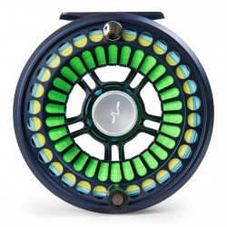 Carrete Guideline VOSSO Fly Reel Dark Azur