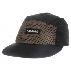 Gorra Simms Flyweight Mesh Cap Black