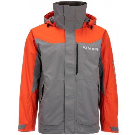 Chaqueta Simms Challenger Jacket Flame