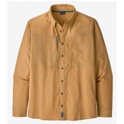 Camisa Patagonia Sol Patrol Shirt - Nautilus Tan