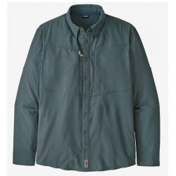 Camisa Patagonia Sol Patrol Shirt - Plume Grey