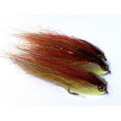 Flecha Brown Red