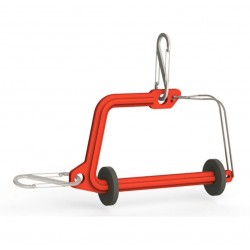Porta Tippets SA Swiftch Tippet Holder Red