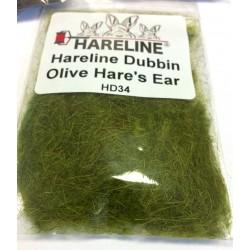 Dubbing Oreja de Liebre Hareline Dubbin