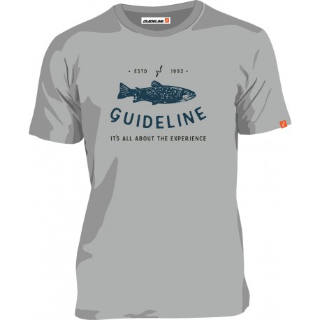 Camiseta Guideline The Trout ECO