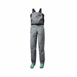 Vadeador Patagonia W's Spring River Waders Feather Grey