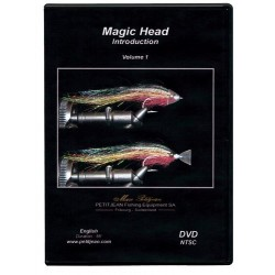 Marc PetitJean Magic Head DVD