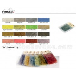 Marc Petitjean - CDC Feathers - 1gr