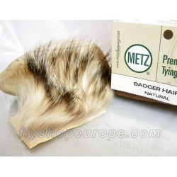 Metz Badget Hair - Tejon Americano