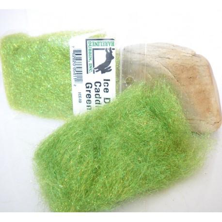 Hareline ICE Dubbing Caddis Green