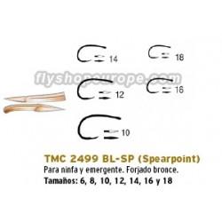 Anzuelo TMC 2499 SP-BL 20un.