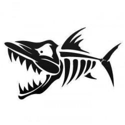 Sticker Vinilo - Predator 1