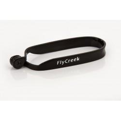 FlyCreek Pinza Hackle fija
