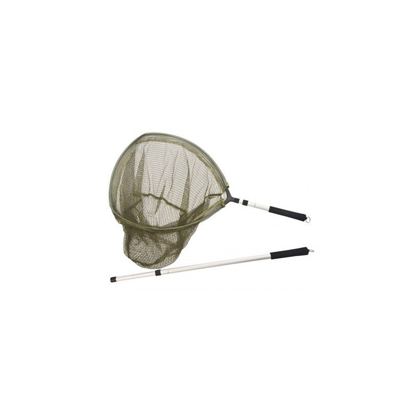 Snowbee 3 in 1 hand trout landing net for sale for Fishing net for sale